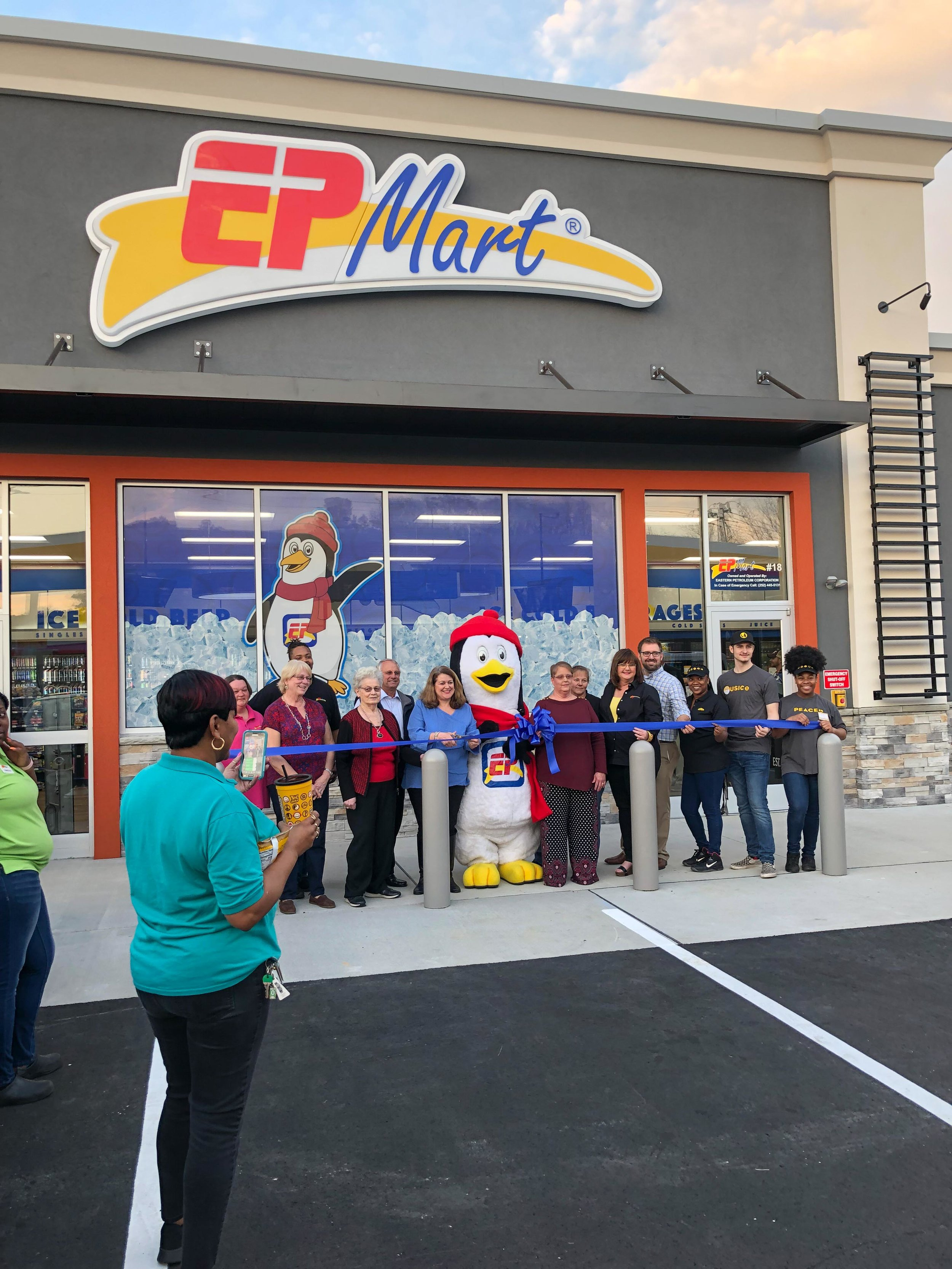 Sela Building Corporation Commercial General Contractor for Convenience Stores.
