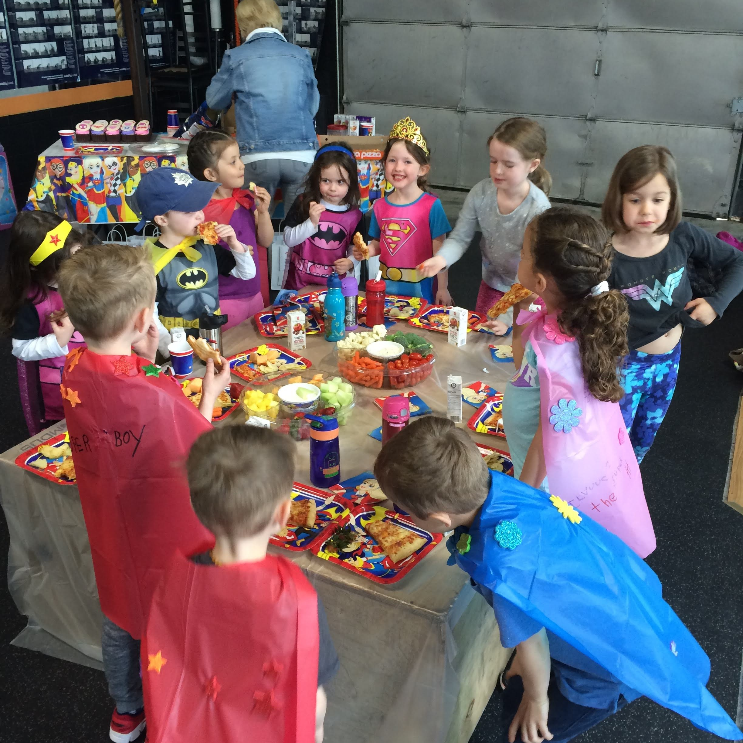 KIDS BIRTHDAY PARTIES - This is a stress-free way to celebrate your little ones birthday. Parties consist of 60 min instructor led activity including games, skill work and a workout designed with the Birthday child in mind. It also includes 60 minutes of facility use. All workouts are age appropriate and can be scaled to any individual's needs, no previous experience is required.1 coupon for a complimentary CF Kids class will be supplied for each guest and can be added to loot bags.To reserve your party please email admin@crossfitbarrie.com