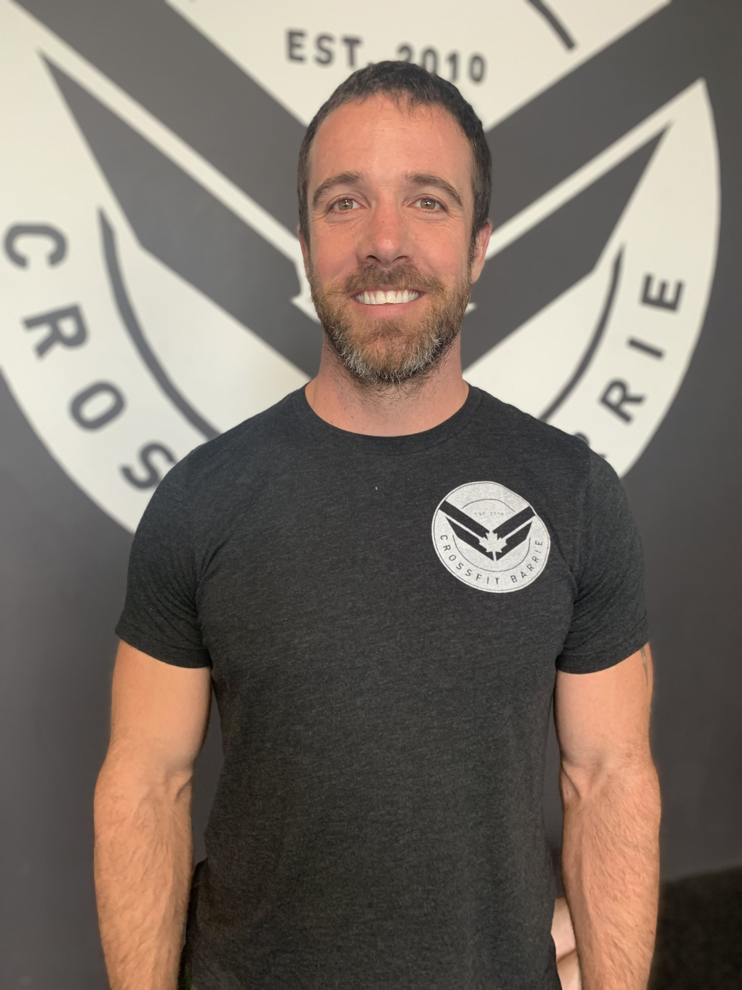 Meet Coach Eric 🐻…