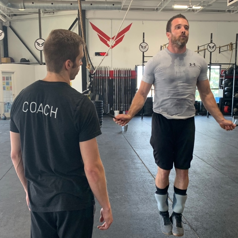 PRIVATE COACHING - Group classes aren't for everyone. Some of us need a little more attention. Some of us like a little more accountability. Some of us like the flexibility of not having to work into class times.Private coaching provides you a fully tailored program suited to you, coached one-on-one, and gives you tons of flexibility.