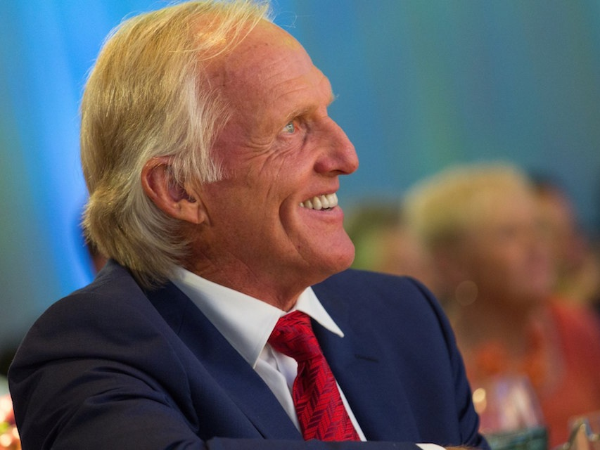 """Greg Norman Golf Course - Golf legend Greg Norman is spearheading the transformation of the 18-hole Sandals Saint Lucia Golf and Country Club at Cap Estate. Greg Norman and his Greg Norman Golf Course Design team are crafting a """"new, international standard championship golf course."""""""