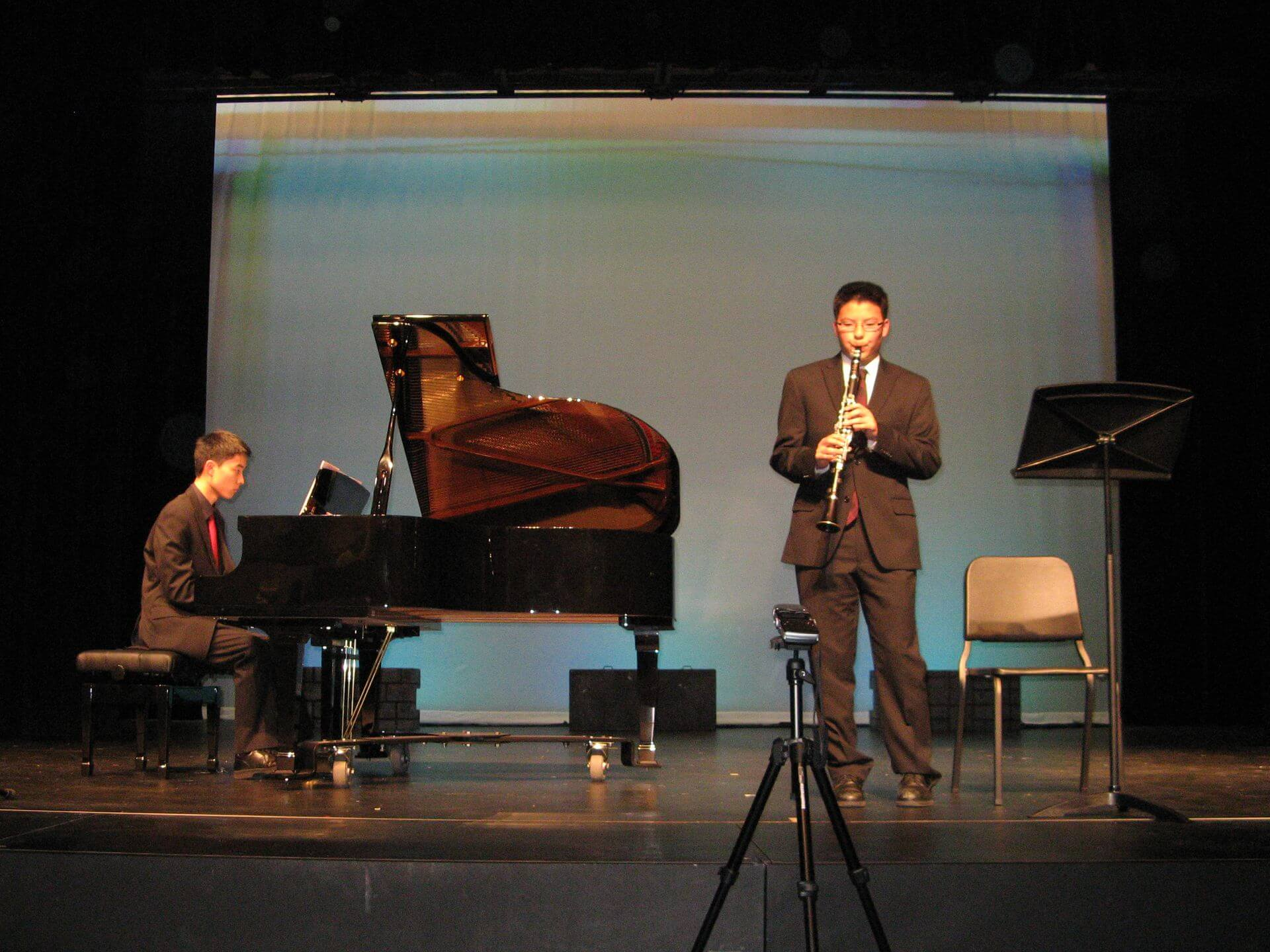 Annual Music Competition