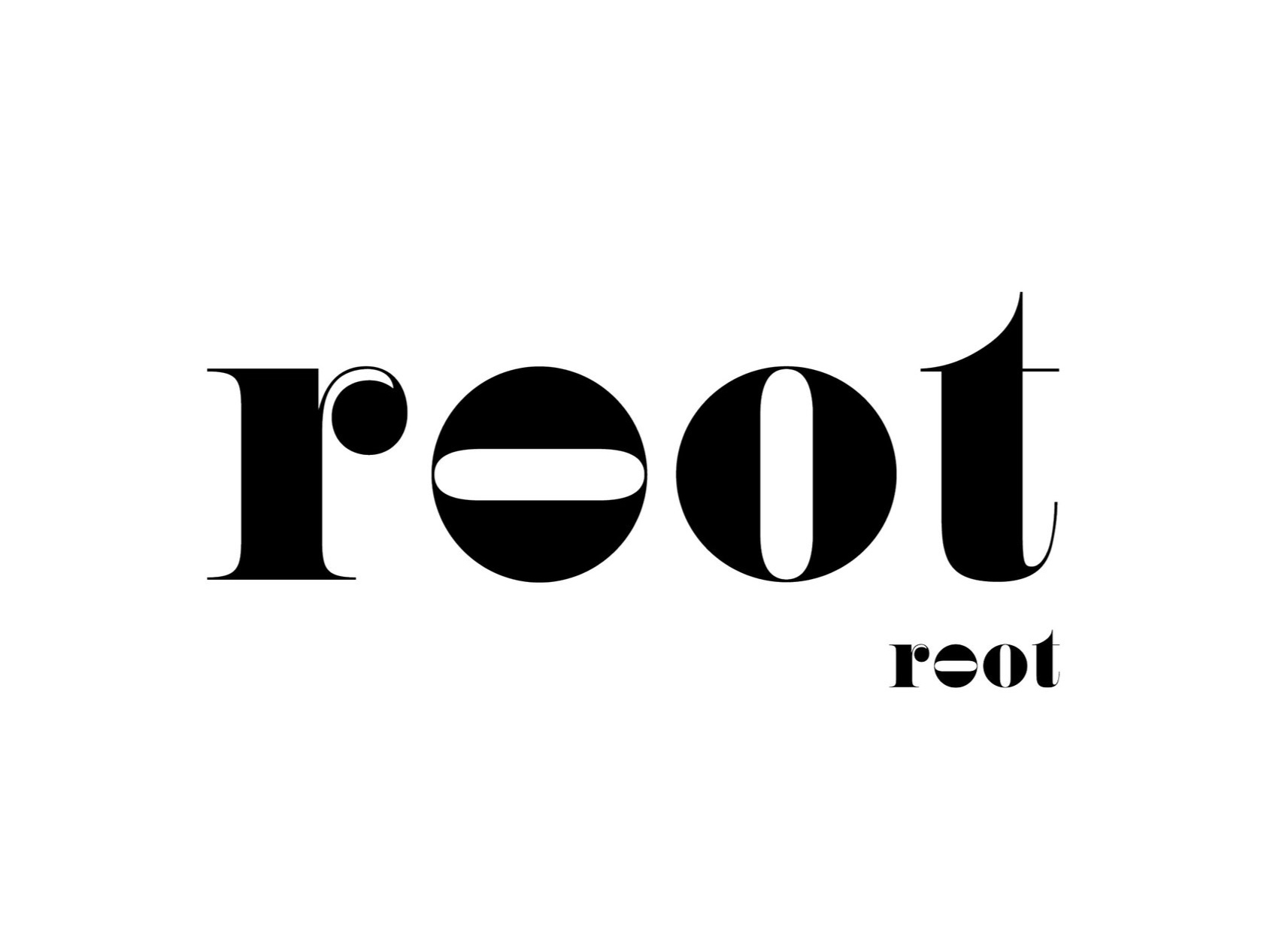 Root: Architecture and Design Magazine: Nameplate