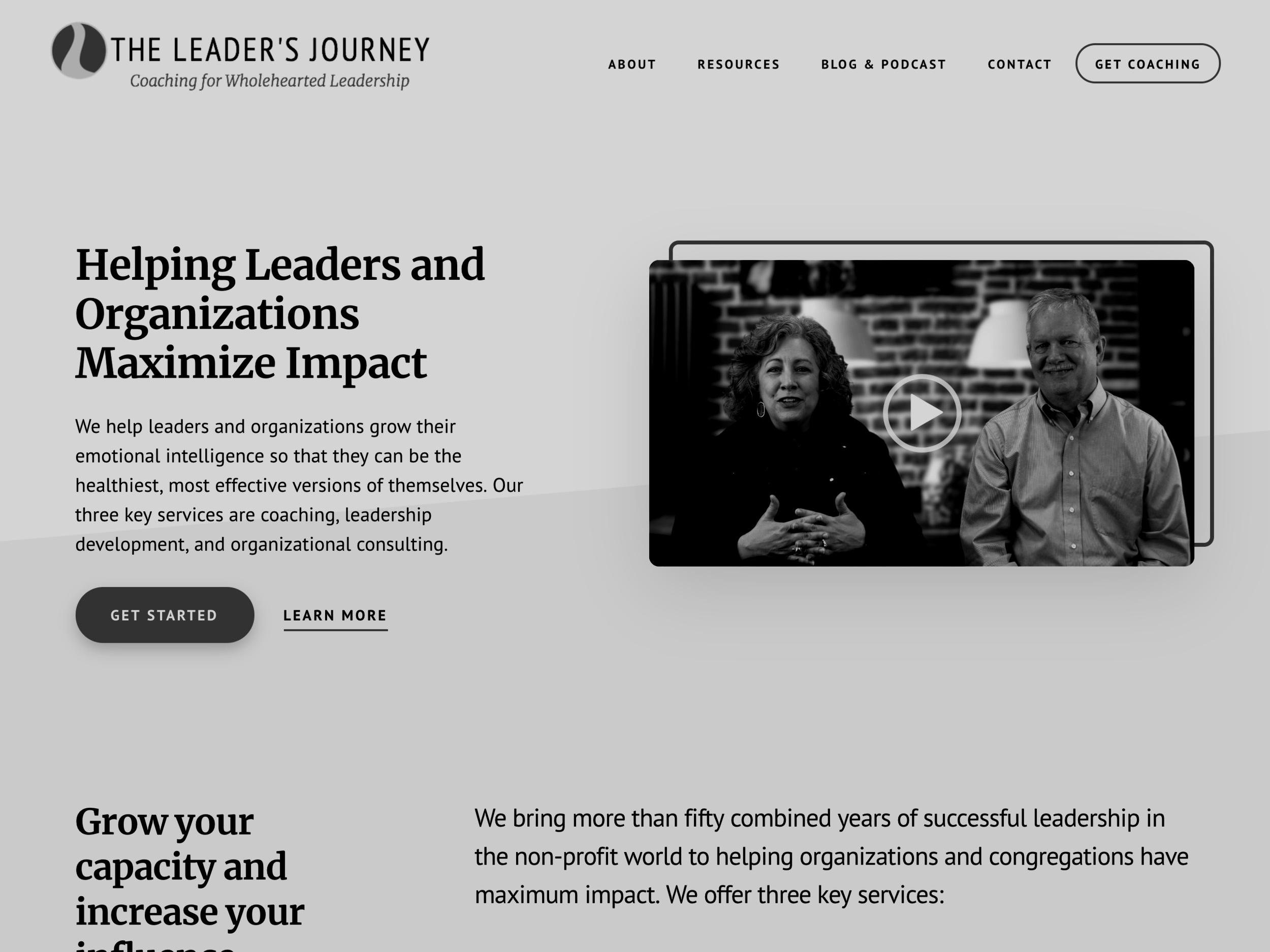 The Leader'sJourney -