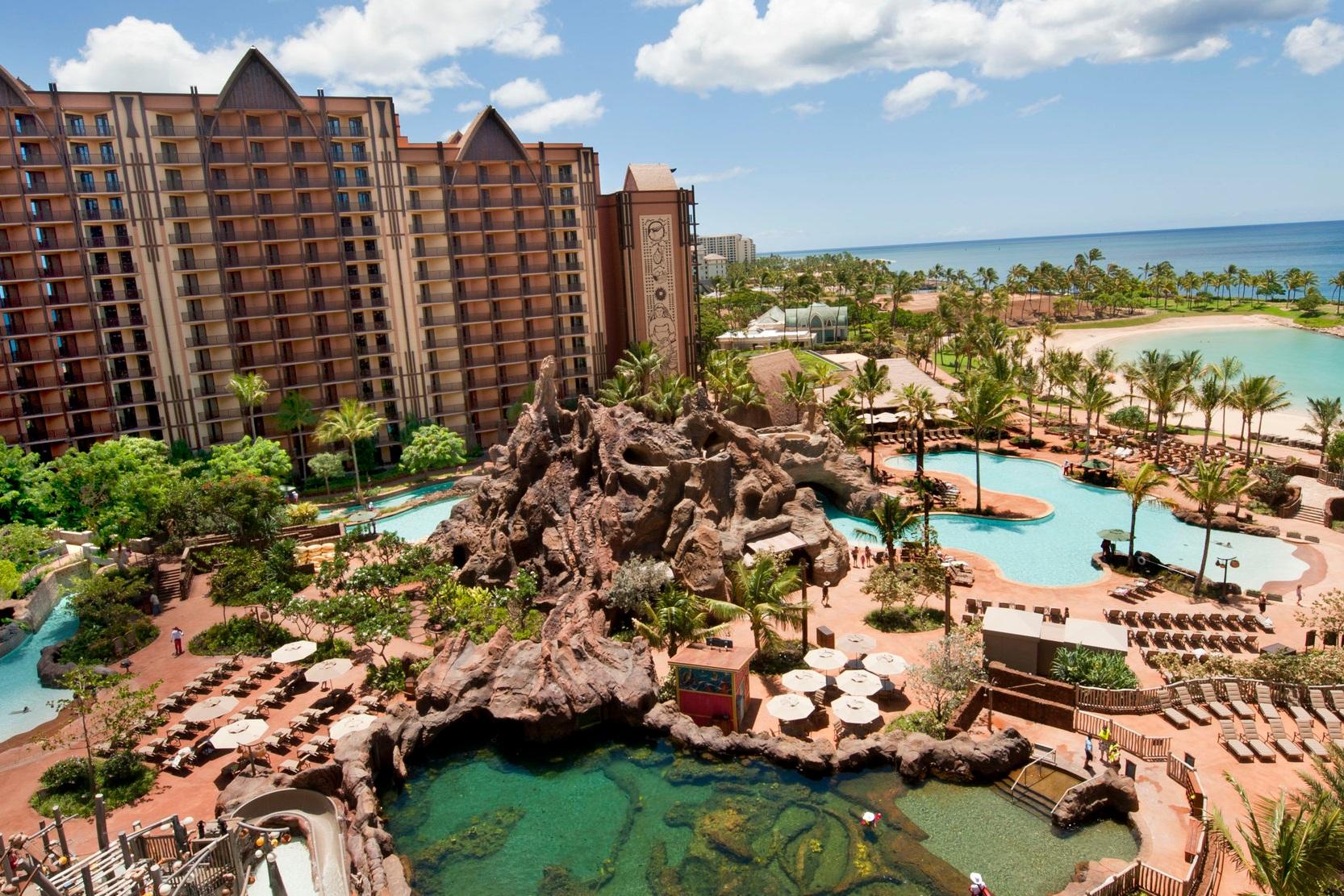Disney's Aulani - Experience the peace and beauty of Hawaii through the magic of Disney.