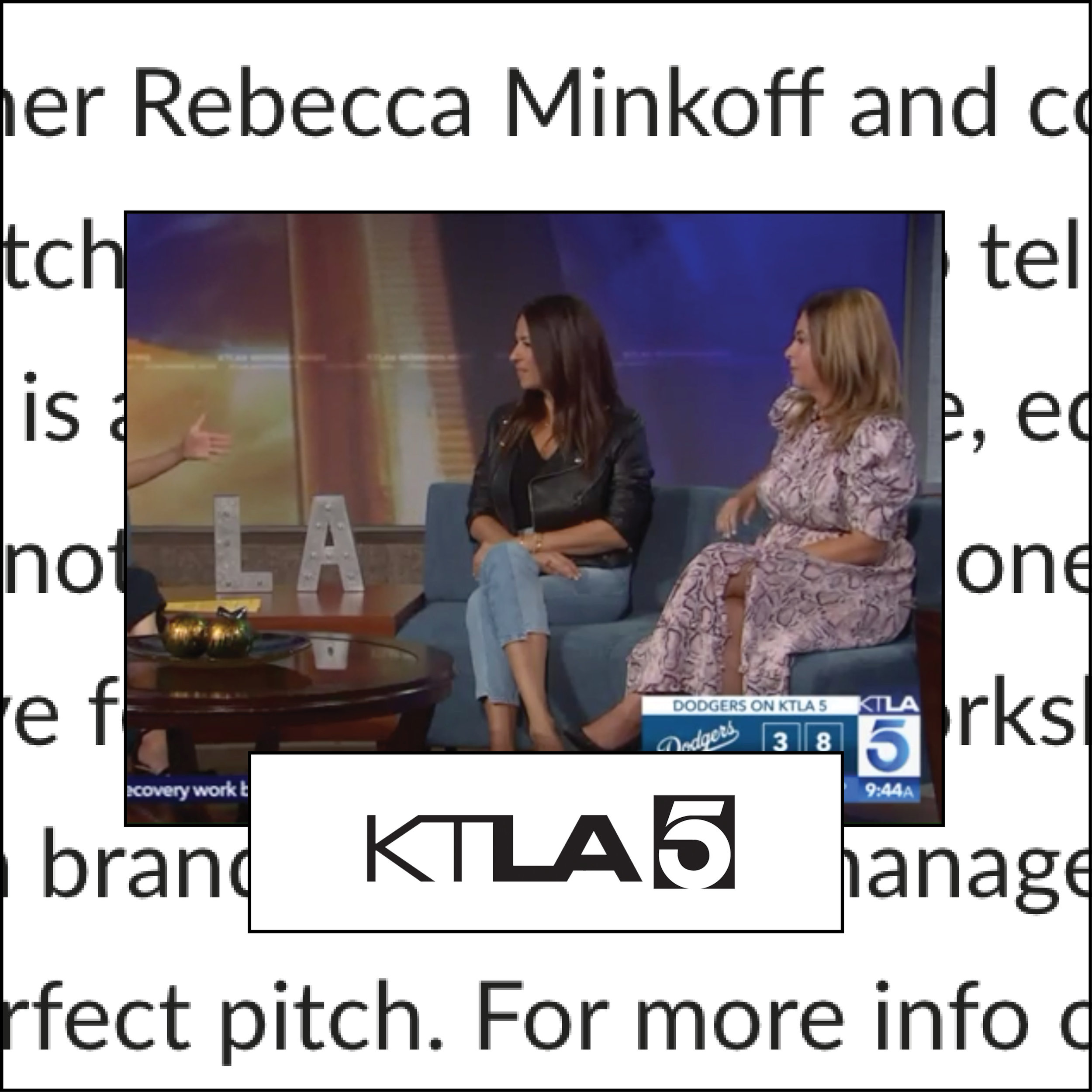 Workshop: A Day for Female Founders With Fashion Designer Rebecca Minkoff & FabFitFun's Katie Rosen Kitchens