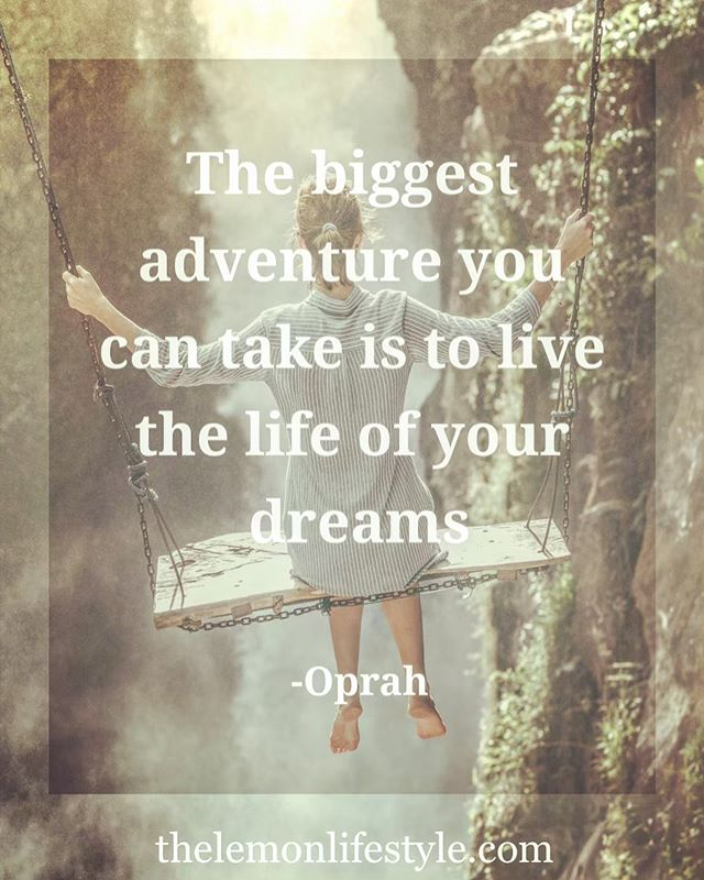 #tuesdayinspiration #oprah #liveyourdreams