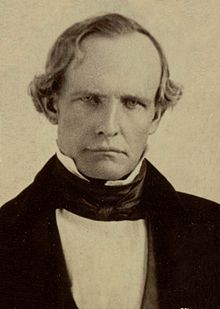 Peter Hardeman Burnett (1807-1895), first Governor of California