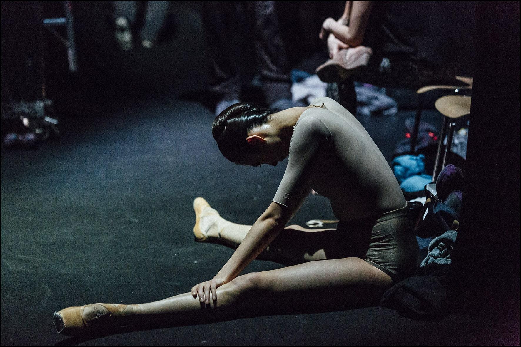 Susanne Schramke, Tänzer, Staatsballett