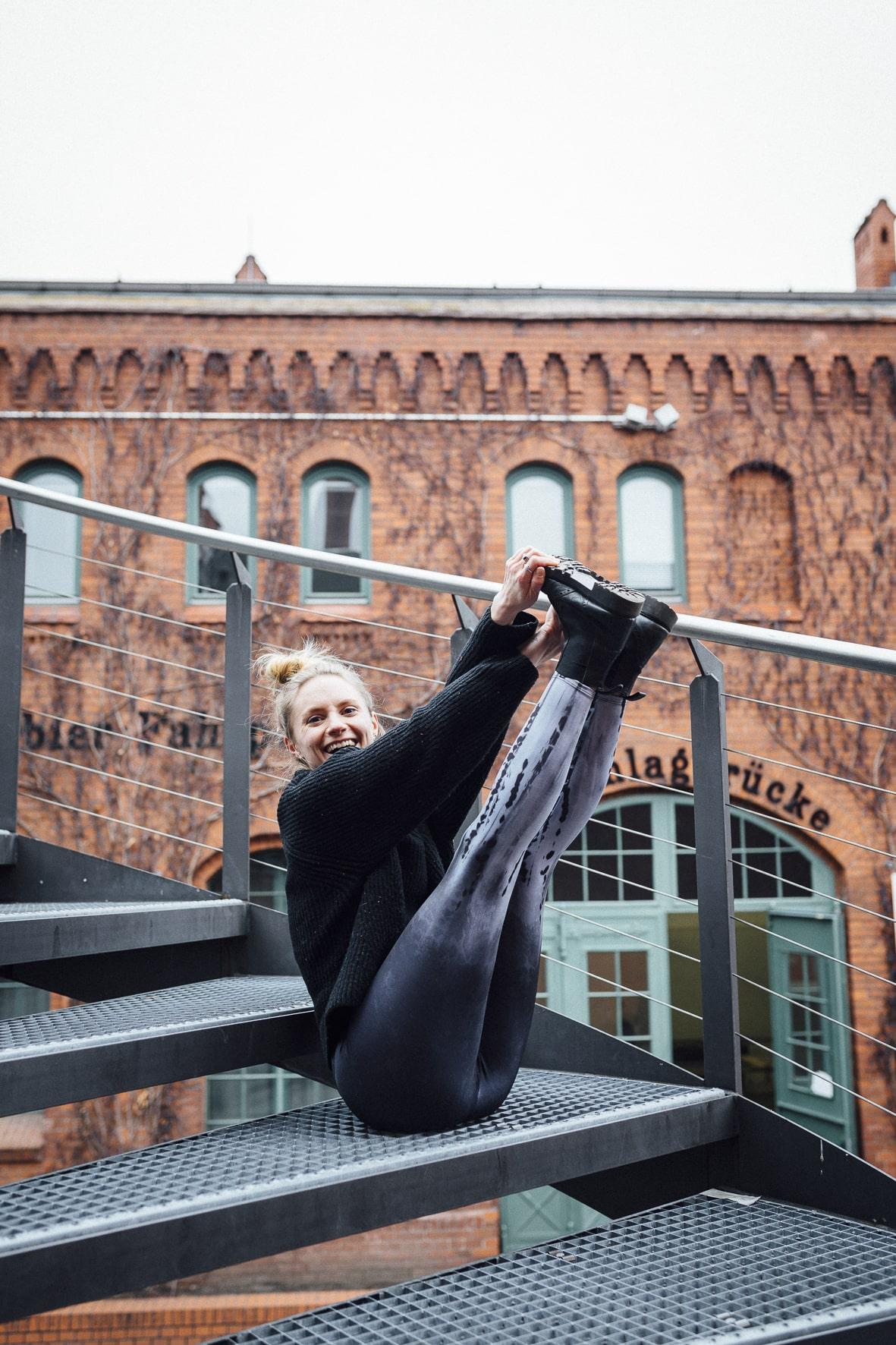 Katharina Dodel - Journalistin und Yogalehrerin
