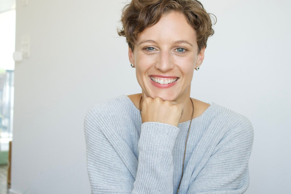 Dr. Janna Scharfenberg (Fotos: Alysa Aeschbacher/Katharina Weins)