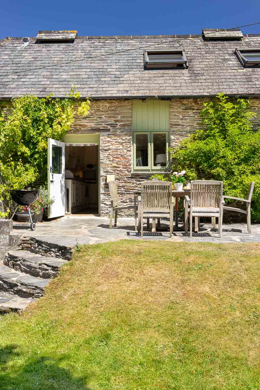 The Stables is a family holiday cottage set amongst 12 well-appointed holiday cottages with wonderful facilities for all ages (and all weathers!)