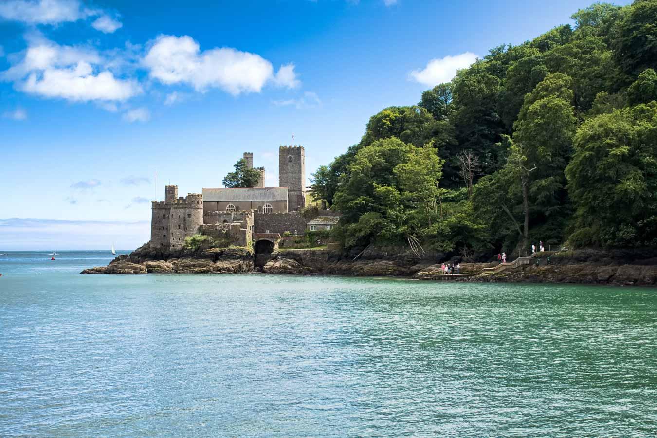 Dartmouth Castle, Dartmouth, Devon.