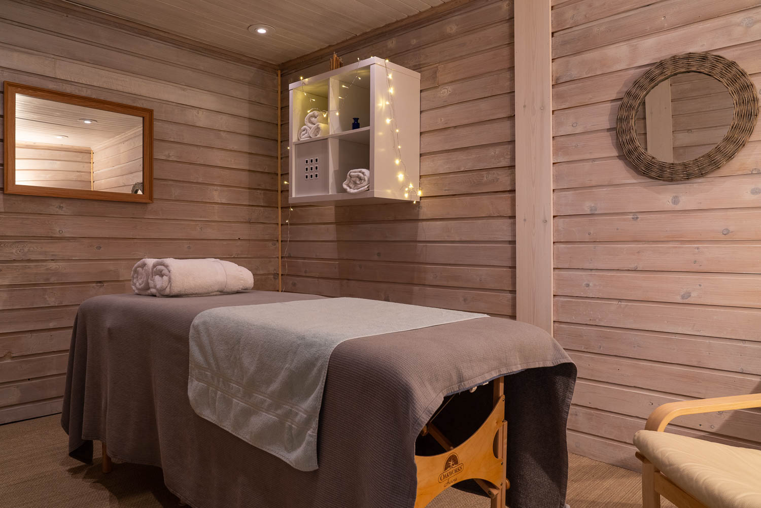 The treatment room at Flear Farm cottages is a place for pure relaxation and pampering, while Flear itself is a retreat from the world at large this peaceful space takes this to another level and our skilled therapists will help you truly unwind and enjoy your holiday.