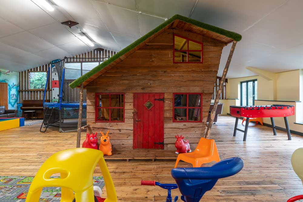 Table football and a Pool table are also available in the playbarn at Flear Farm, just next to the magnificent Wendy house and Trampoline.jpg