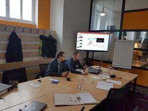 Logistics focused virtual training -