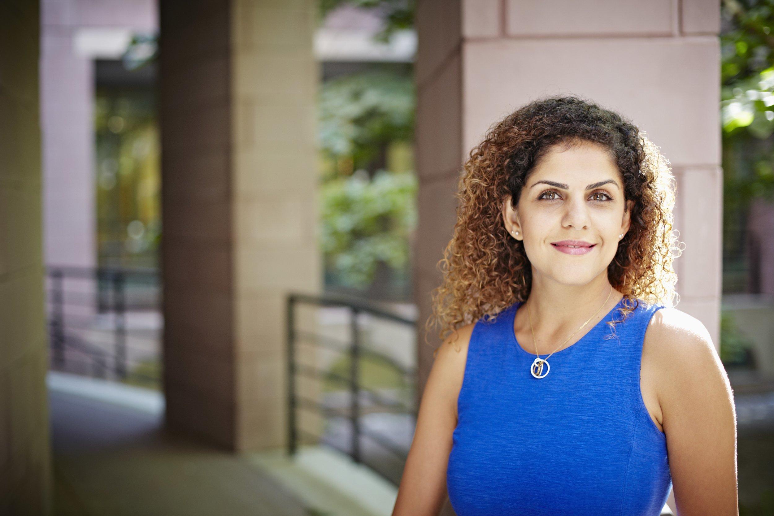 Sara Mazrouei - Planetary ScientistCommunicatorEducator