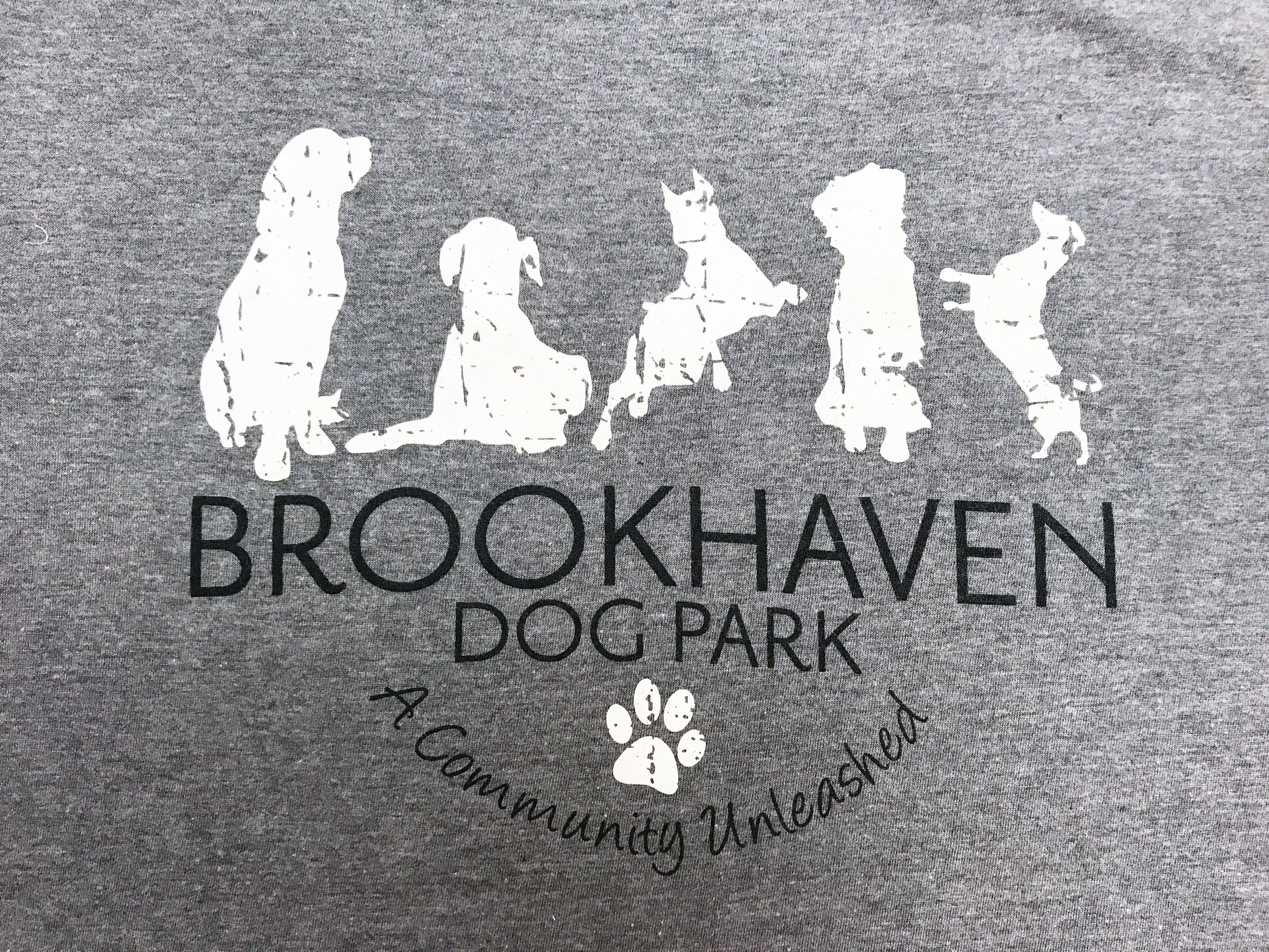Represent your community and help raise funds for the park - Shop the latest t-shirt designs available at First Friday Events!