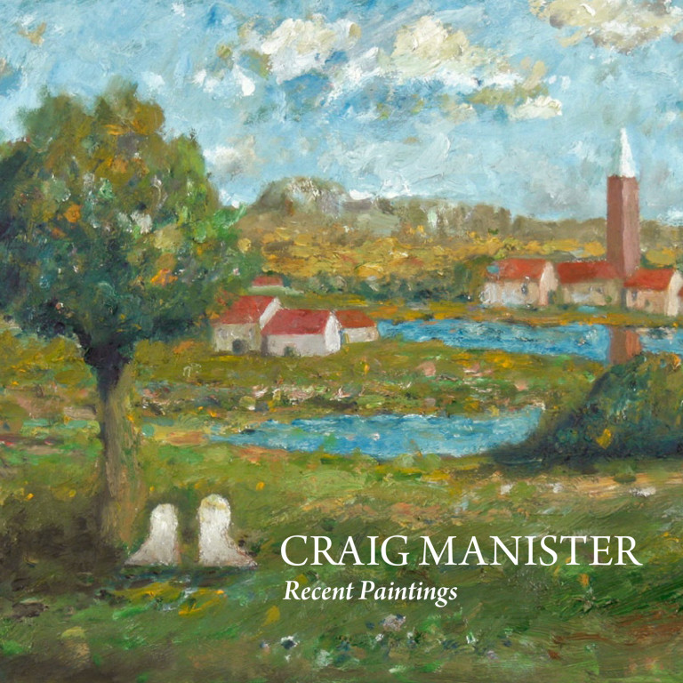 This catalog was produced to accompany the exhibition  Craig Manister Recent Paintings   October 27-November 21, 2009 The Painting Center 52 Greene Street New York, NY 10013     DOWNLOAD CATALOG