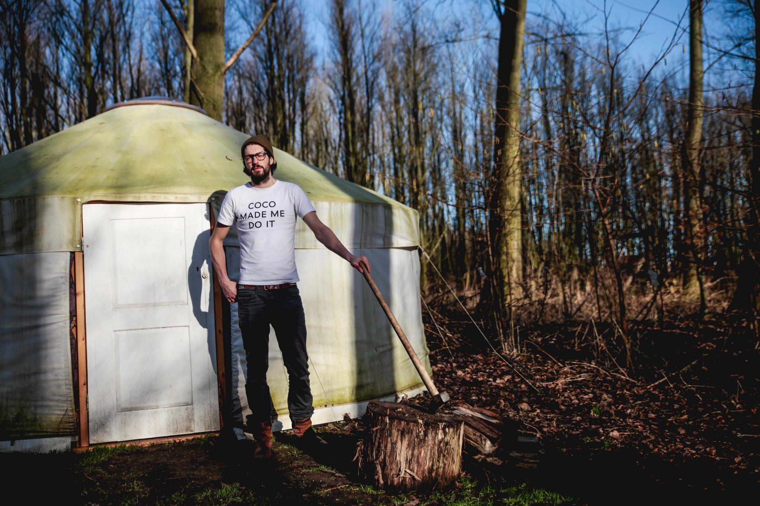 Yurts till it Hurts - Short documentary // 2016