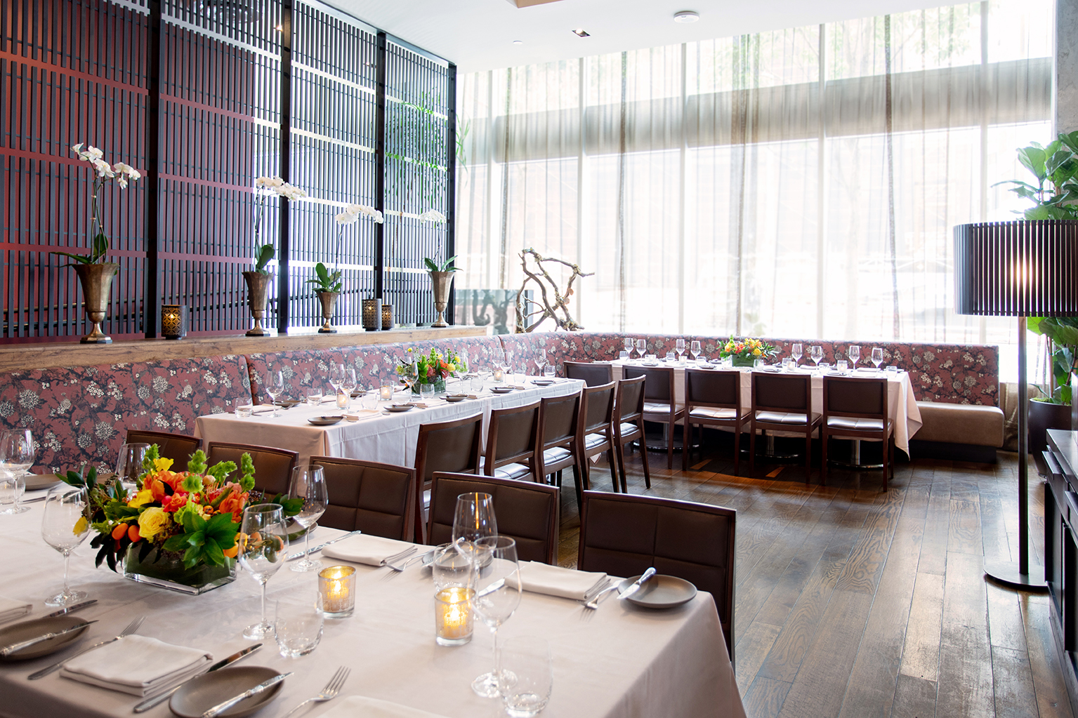 Large Party Reservation San Francisco