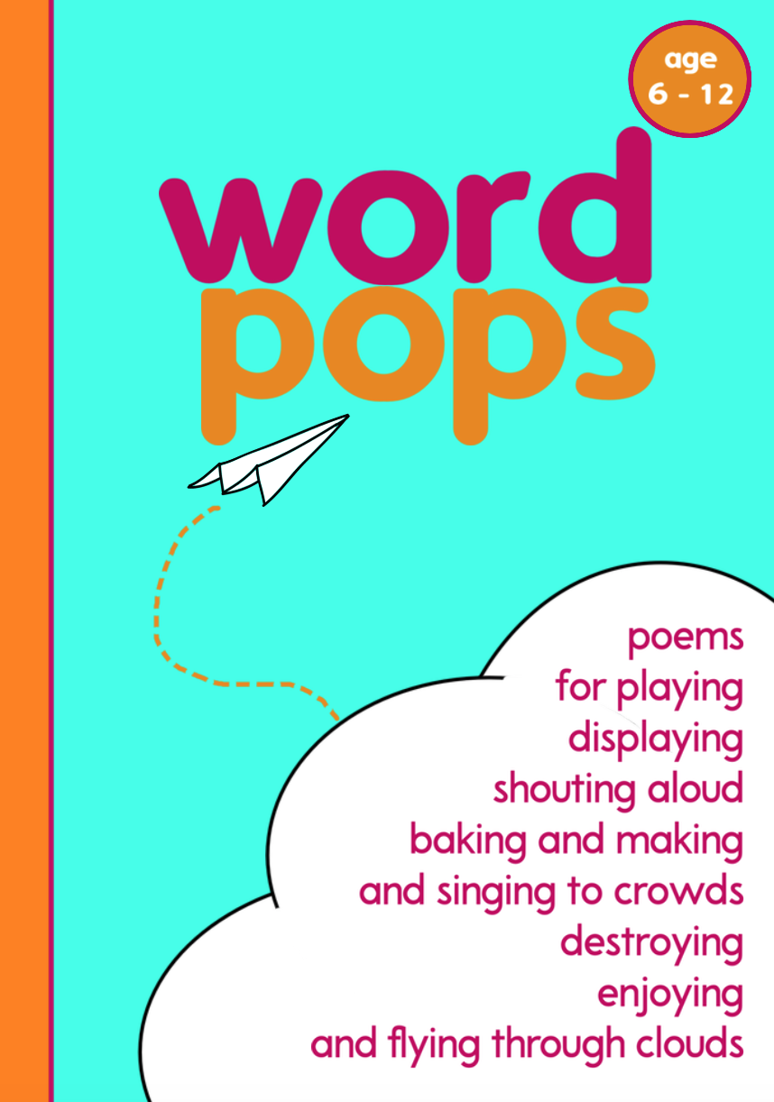 junior word pops poetry book cover