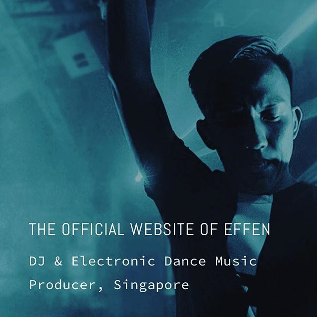 My new website is now live! Have you checked it out yet? Head over to wwww.effen.tv 😈 #Effen #MusicProducer #DJ #Effen2019 #Singapore #Malaysia #RESIDNT #IamLiveXperience #MODJs #Clublife #Nightlife #Music #Progressive #Trance #EDM #UniversalMusic #UniversalMusicMY #UniversalMusicSG #TranceFamily #FSOE #FSOEClandestine #AvaRecordings #BlackHoleRecordings #PureTrance #PumaSG #FriendsOfPuma