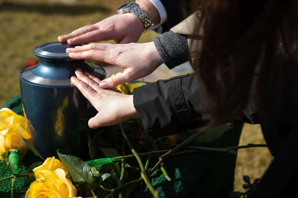 cremation options - Explore having a dedicated place for family and friends to connect with and remember a loved one.
