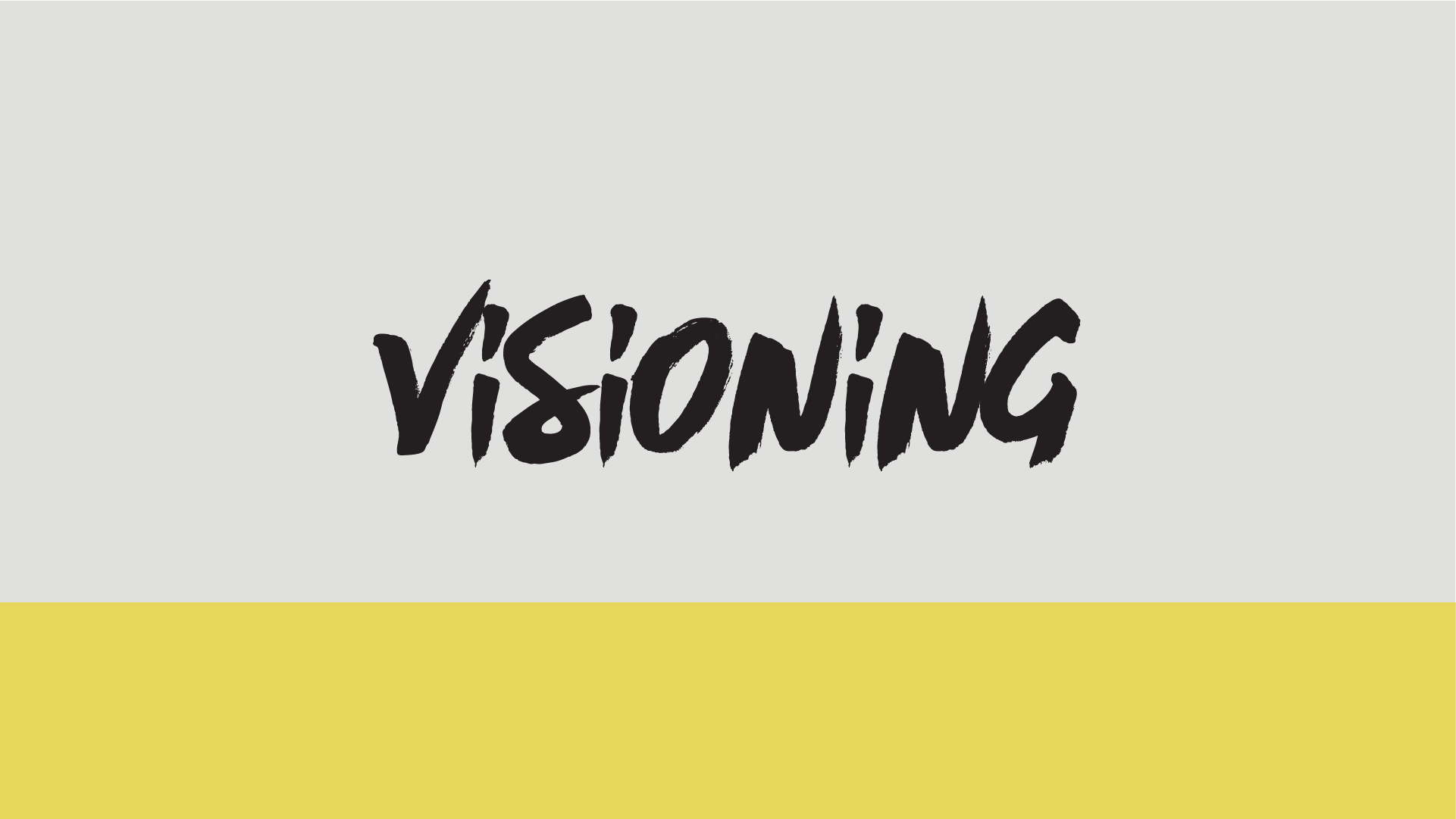 visioning small business course