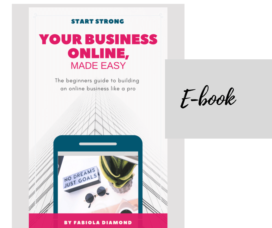 Your Business online. Made Easy - Tu Negocio online de la serie Hecho Facil is a step by step guide on how to start an online business especially for those who have the idea but not the experience of launching products to the online market.Written in Spanish, Tu Negocio Online has been written with the mission of teaching others to use the right marketing tools to build their brand, create an online presence, and engage and attract customers while profiting from one's skills and business ideas.Author Fabiola Diamond, mother, entrepreneur, and online marketing expert , shows how she turned her business idea into a profitable online business while keeping her family as her #1 job and how her readers can do it too!Learn how to :•Create your own brand•Plan and design your web page•Acquire customers•Use social media to promote your business•Measure results to grow your business•Manage your online business to earn money•even on you vacation!