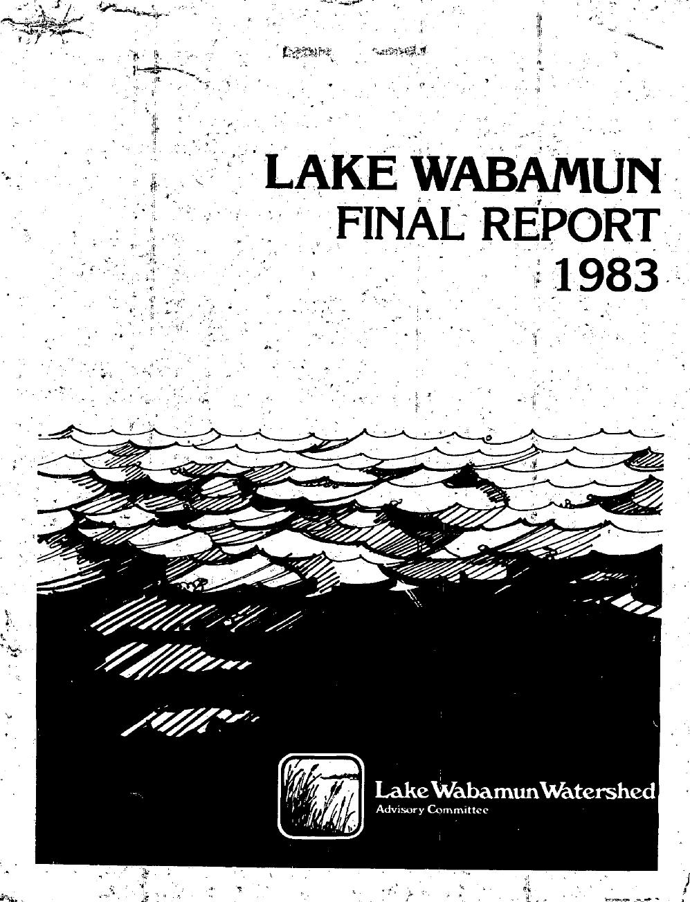 Lake Wabamun Final Report 1983.png