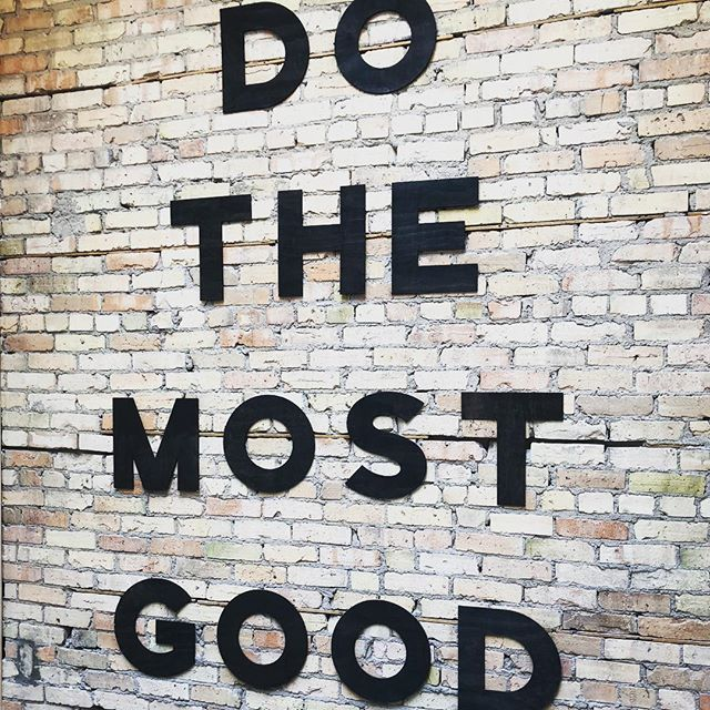 Good reminder from @thecovenmpls - have a great weekend! #northeastminneapolis