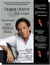 Music and Lyrics -  David Pomeranz  Book -  David Pomeranz  and  Steven David Horwich