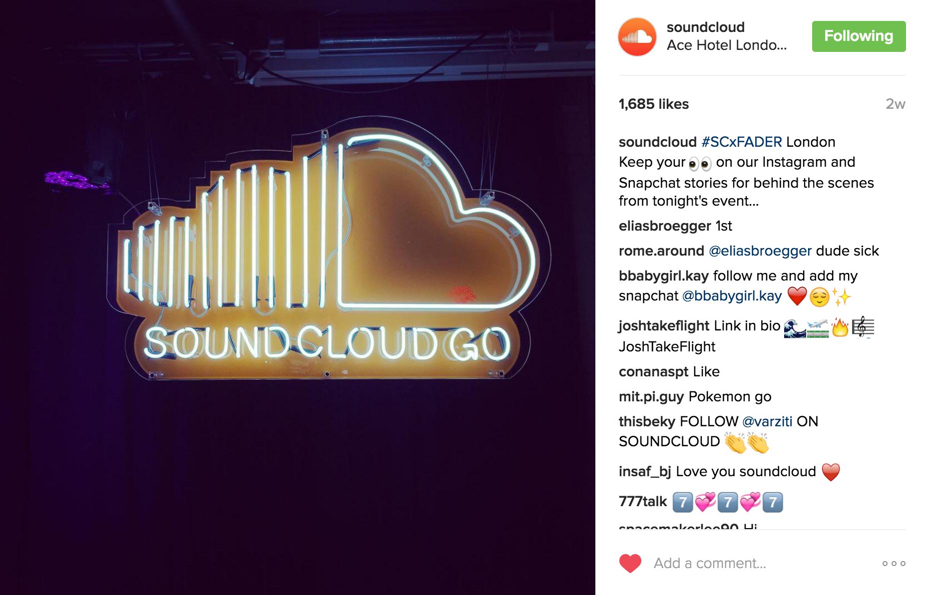 SoundCloud — Ariana Bautista