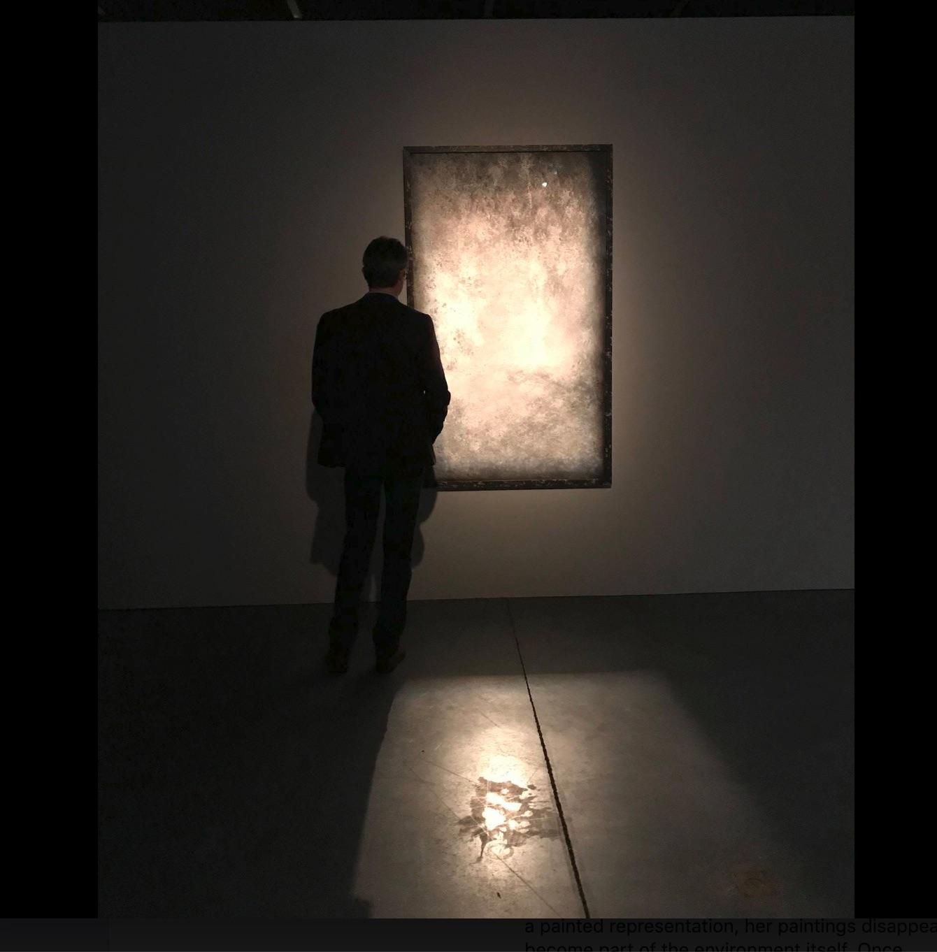 Unraveling Slowness - GENT Sarah Smolders (°1988, Antwerp) A LOST MIRROR — in Gent. .jpg