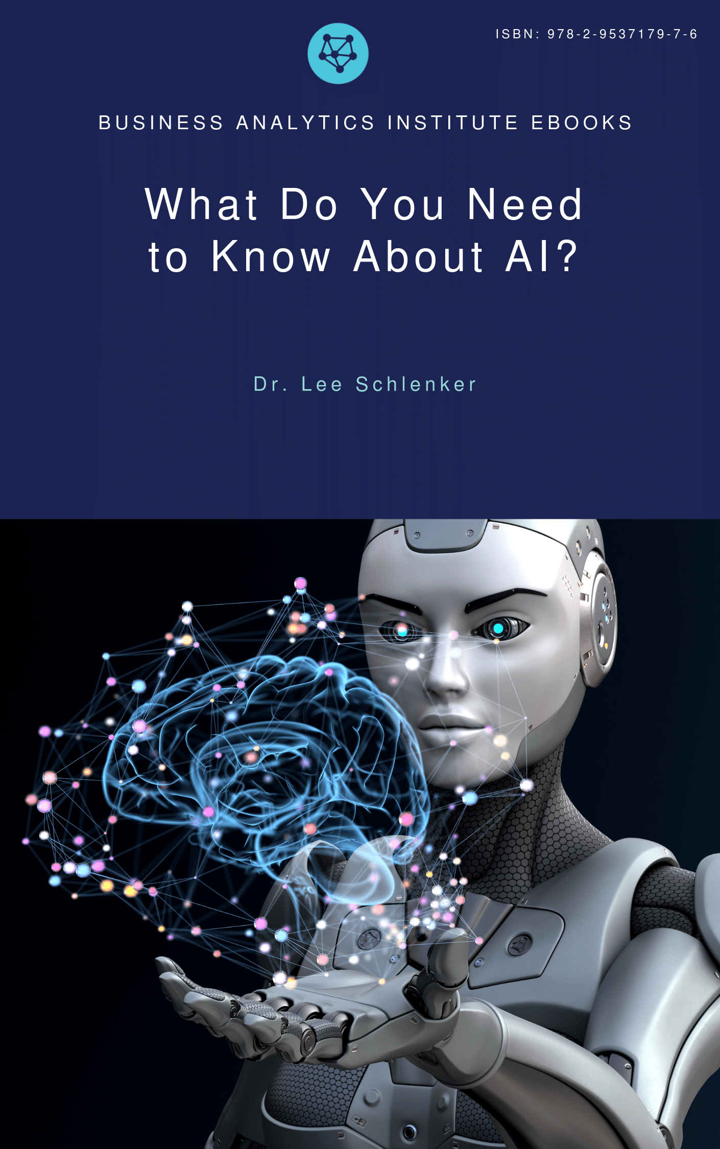 Free e-book: AI for Management - Taking better decisions is the ultimate benchmark for improving management.Your future value as a manager will be in building and evaluating teams of judgement savvy employees and prediction-focused AI agents. Your Return on Investment in Artificial Intelligence will be linked to reducing the costs of variability in your organization and prediction in your market. What specific knowledge and skills do you need to develop today as a manager to take advantage of AI?