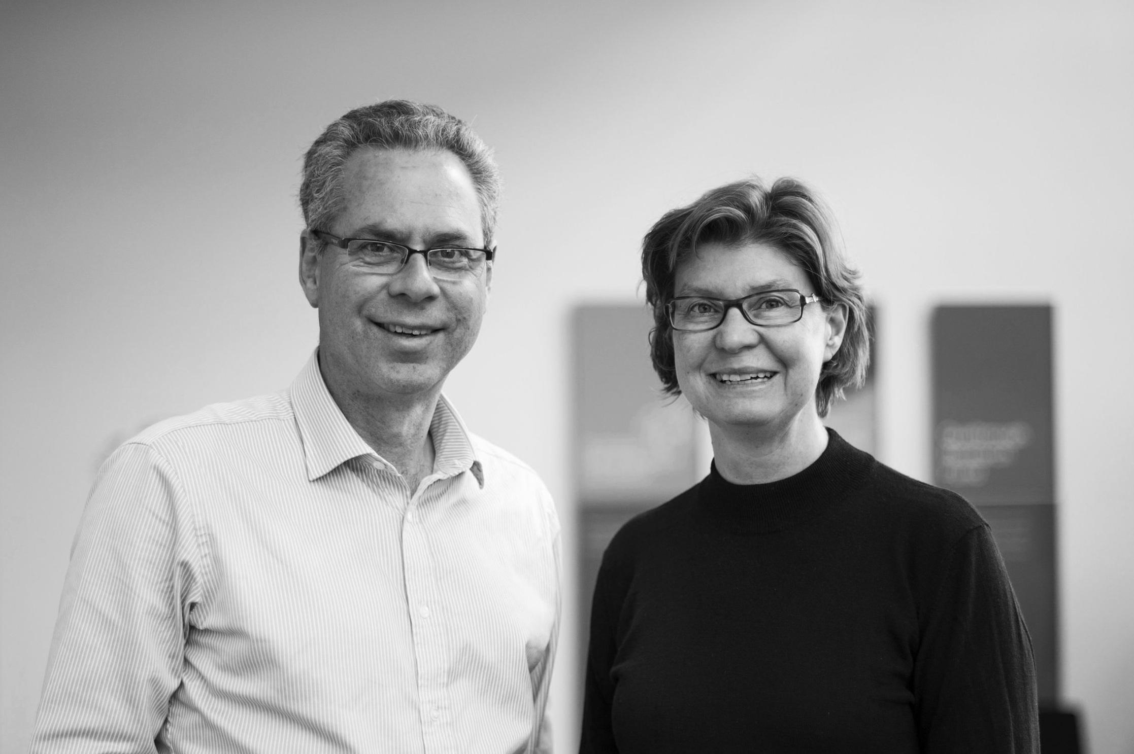 Professor Geoff Lindeman & Professor Jane Visvander