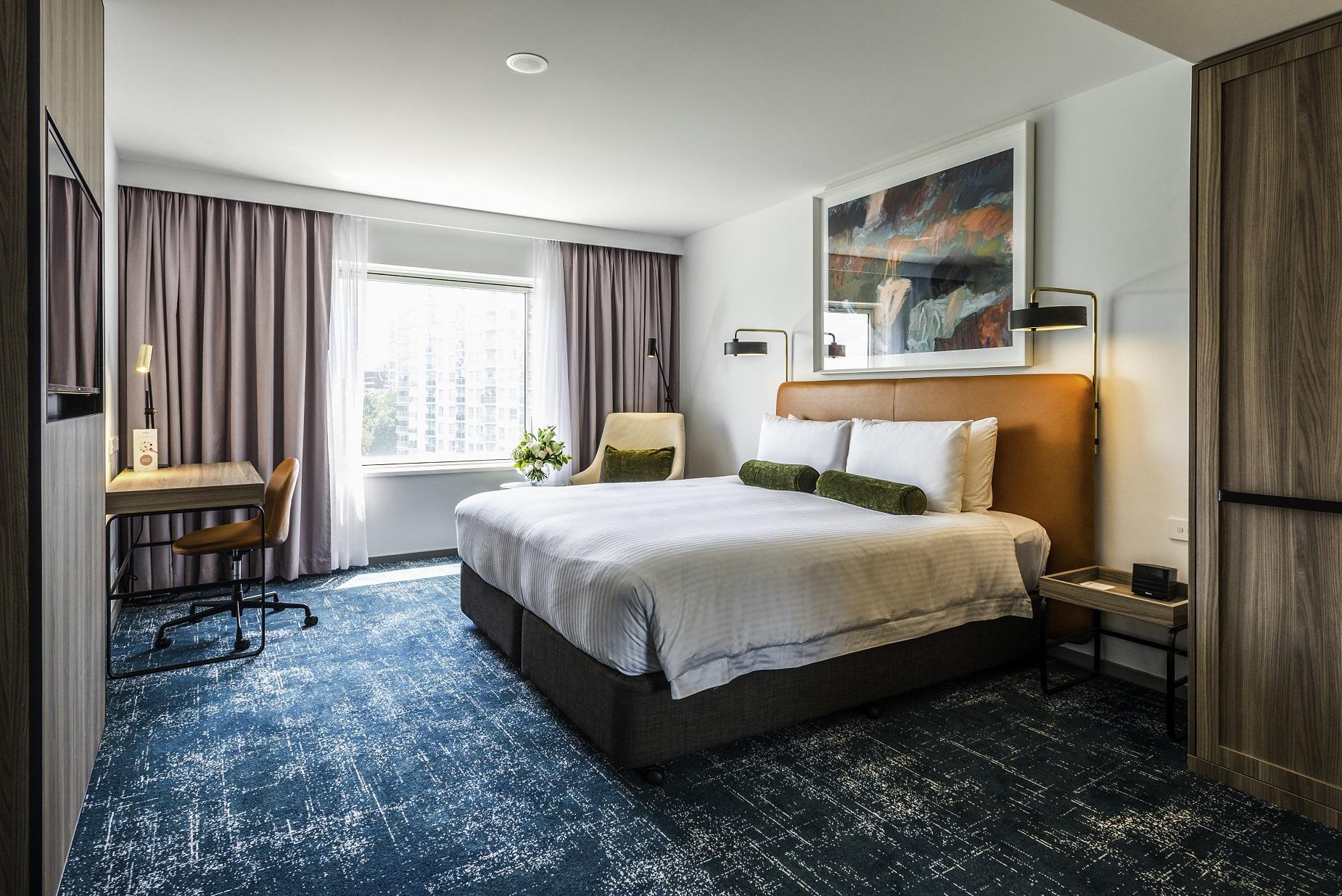 Deluxe King Room | Novotel Sydney Darling Square