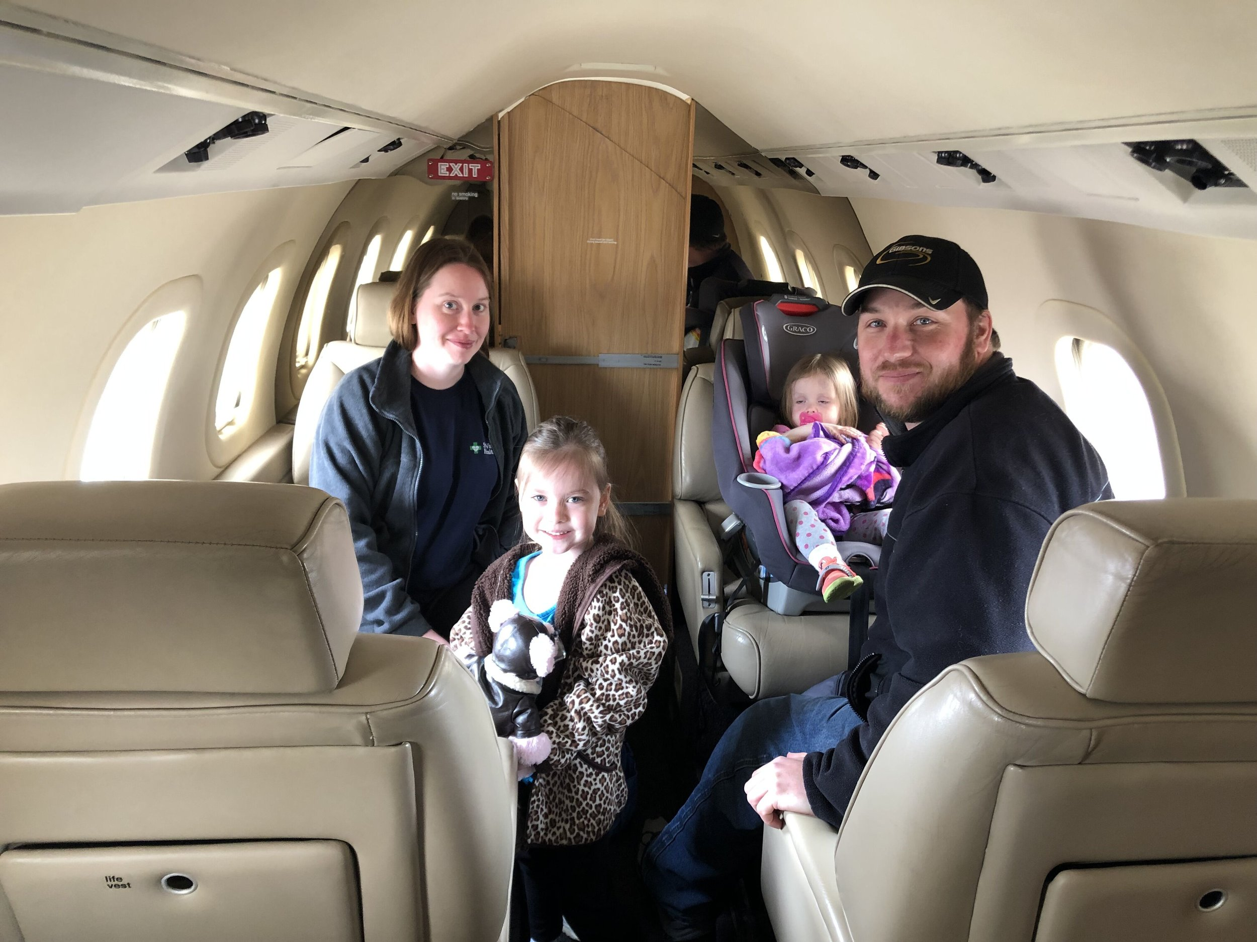 flight Requests - AeroAngel limits its flights to critically ill children who are not able to fly on a commercial airline flight due to their fragile medical conditions and/or critical care needs. Find out how we can help.