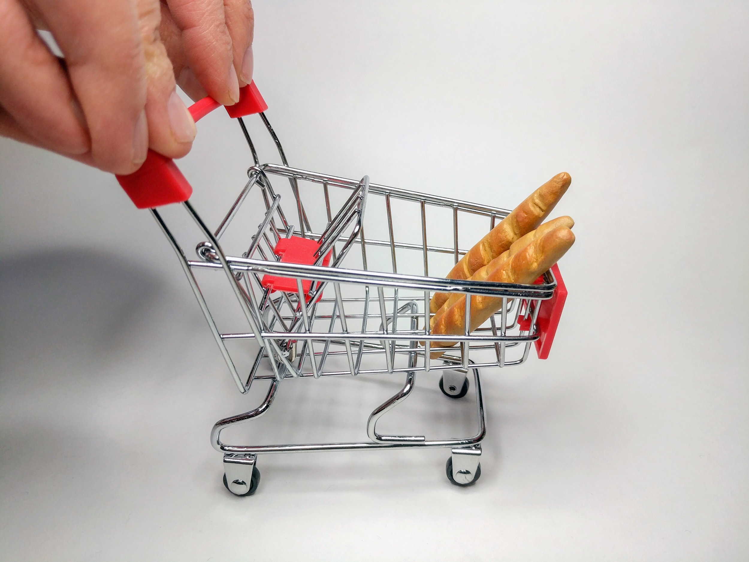 Bread with Cart