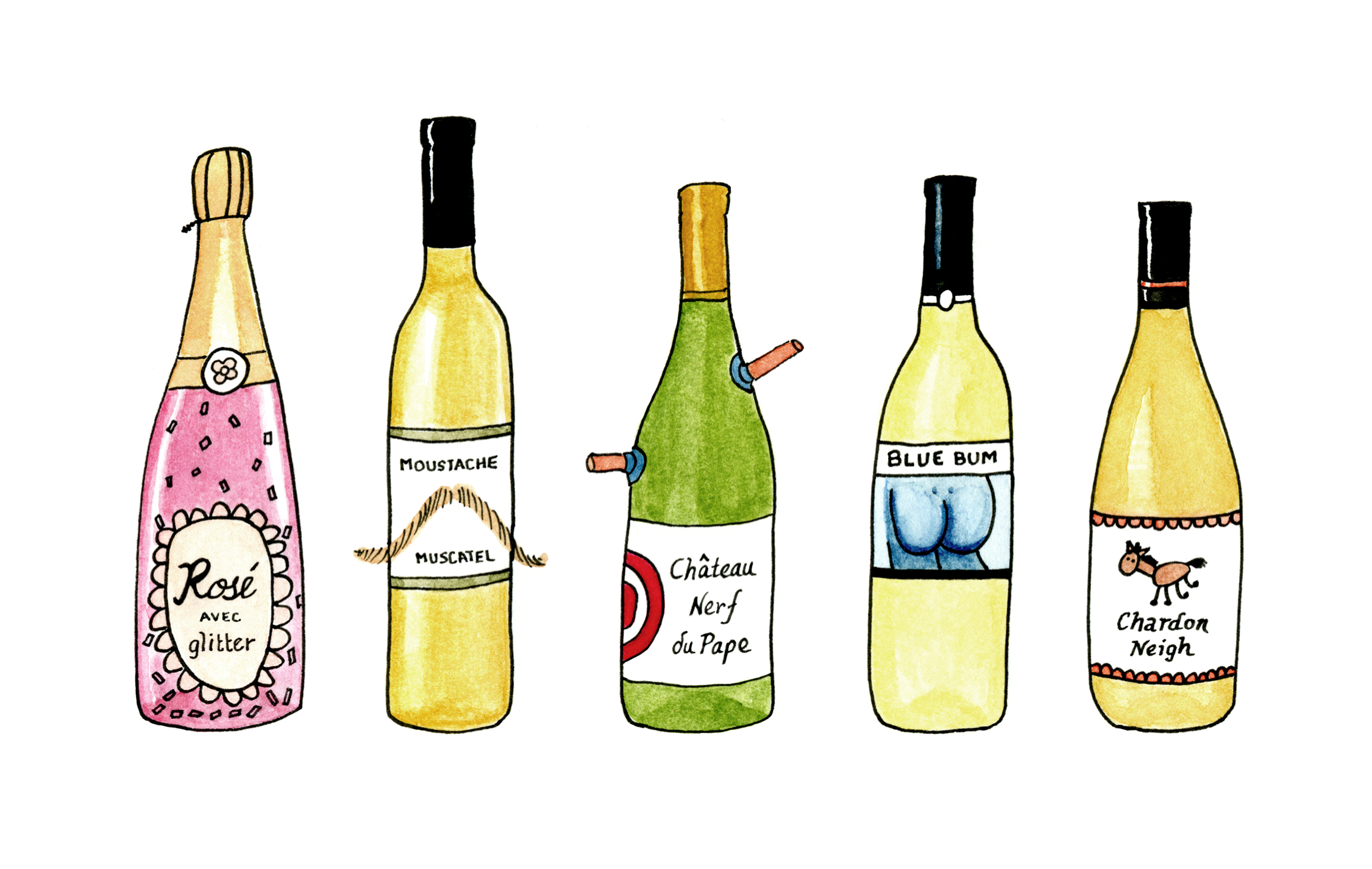 Fine Wines for Children