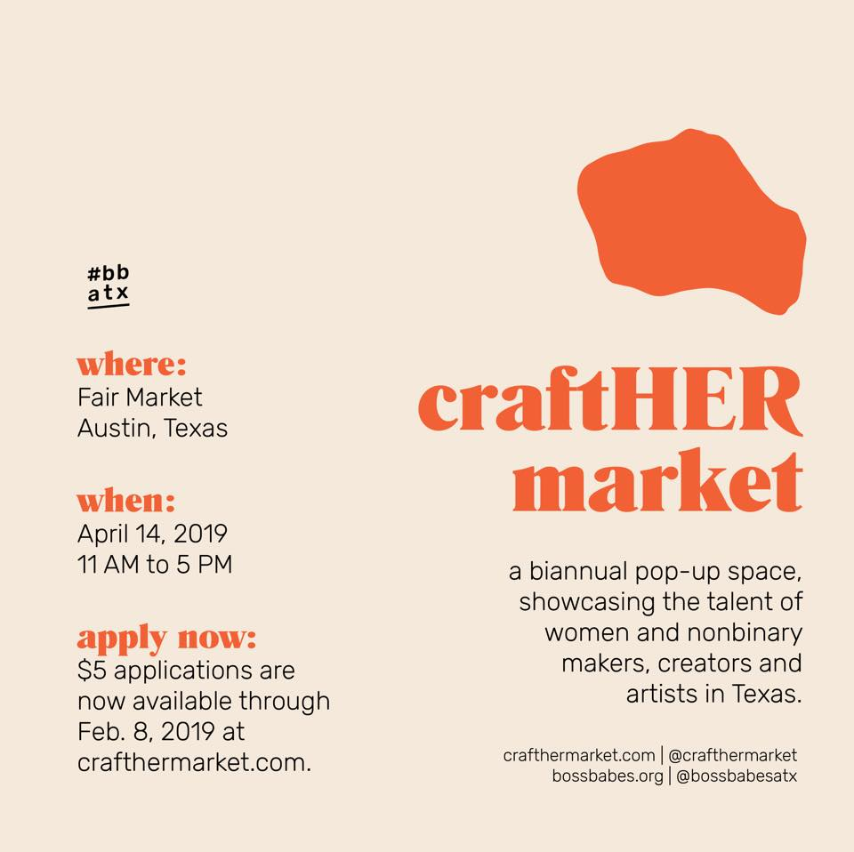CRAFTHER MARKET - EVENT ASSISTANT