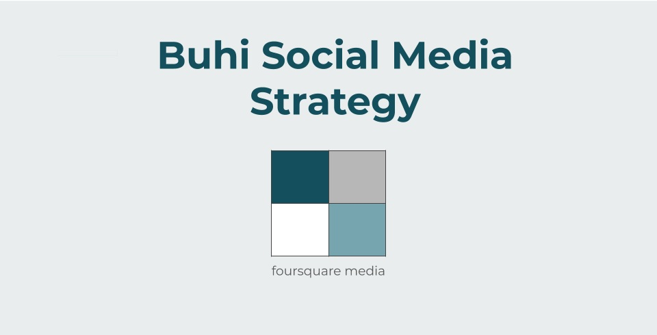 BUHI - SOCIAL CONTENT STRATEGIST