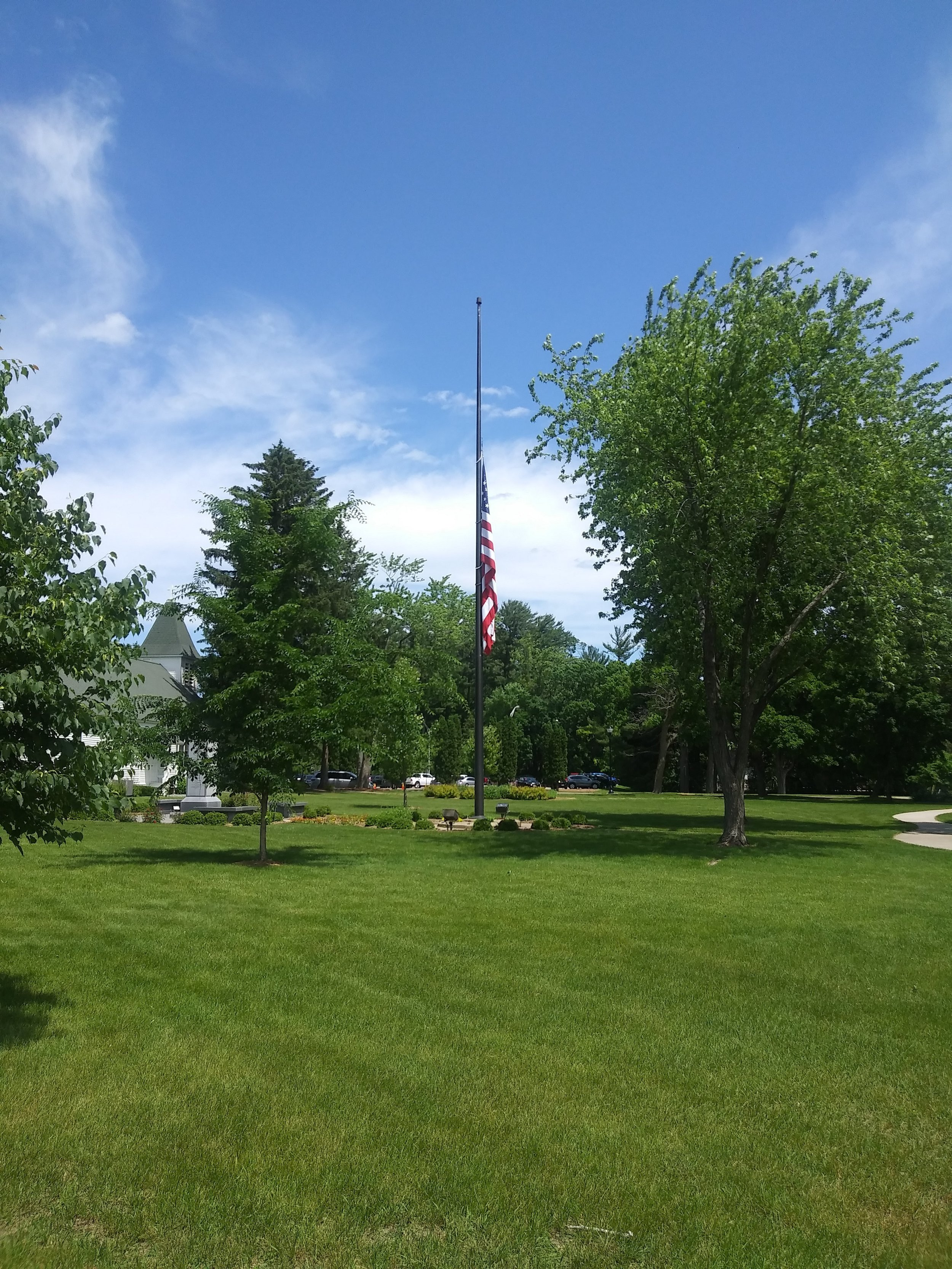 Old Glory has good reason to be at half-mast at the Wisconsin Veterans Home. The oldest veterans housing and recovery program in the country is being closed down.