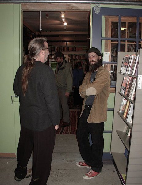 Eddy at his Grand Opening in February