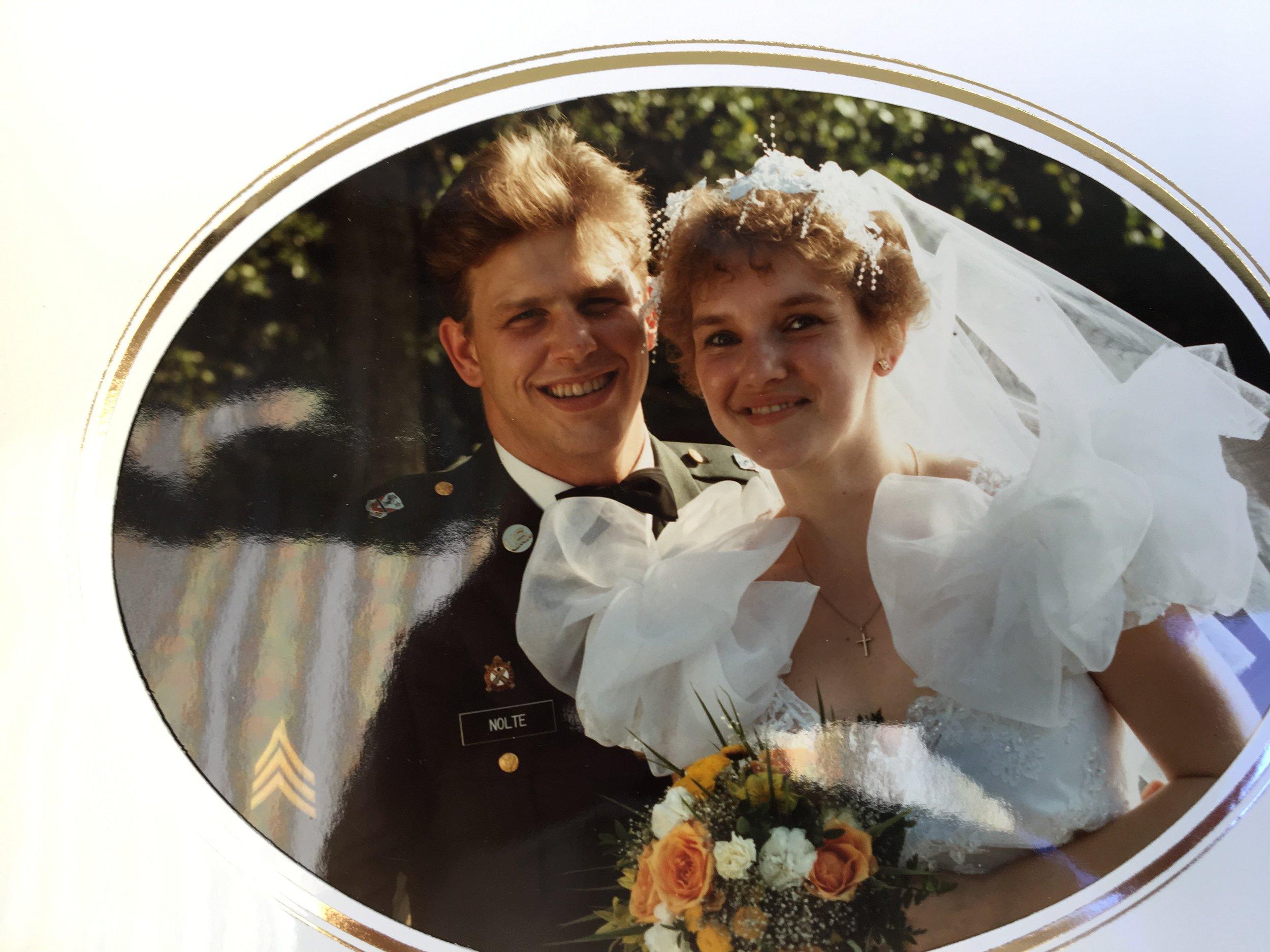 Nick and Gerlinda Nolte