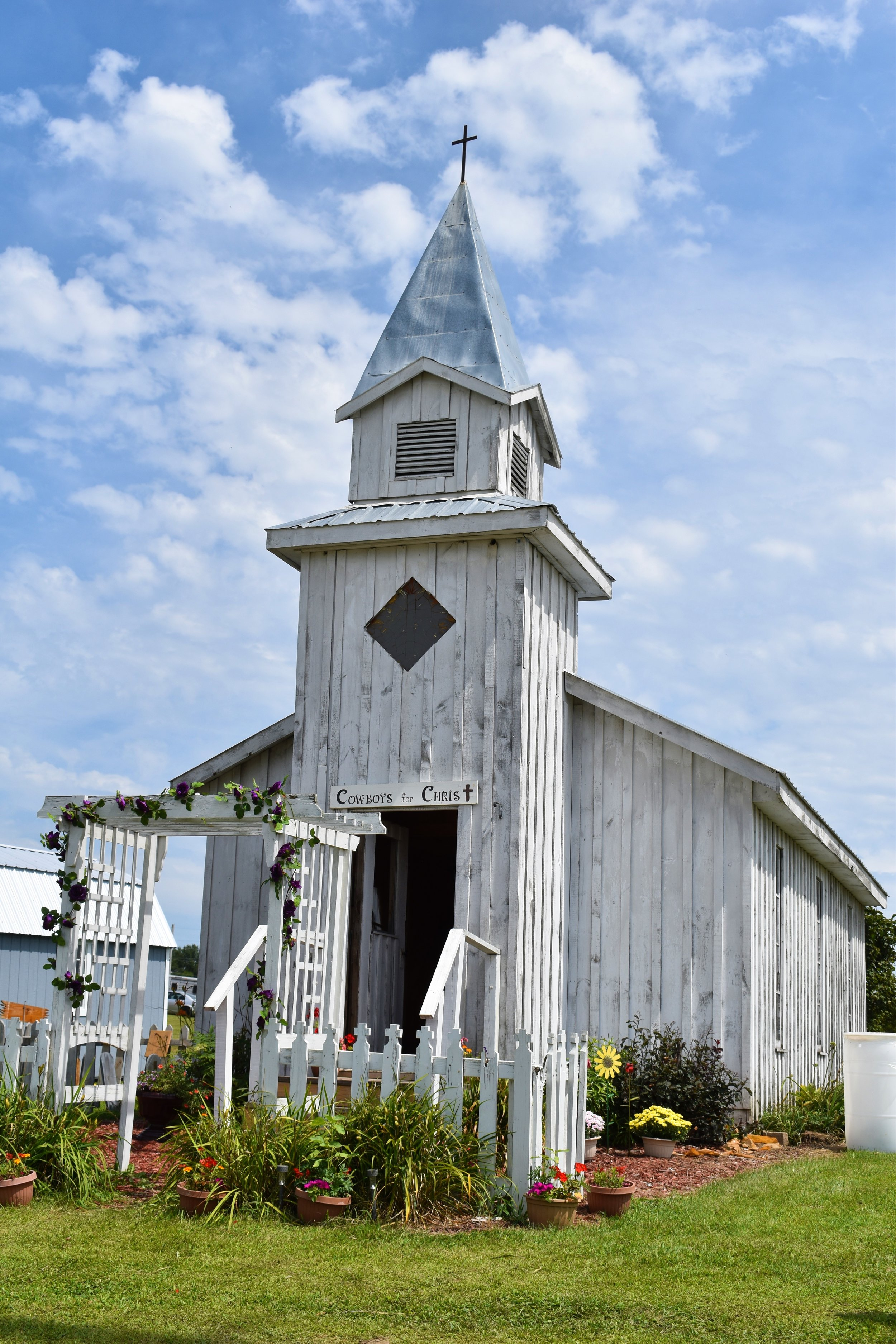 The Cowboys for Christ church