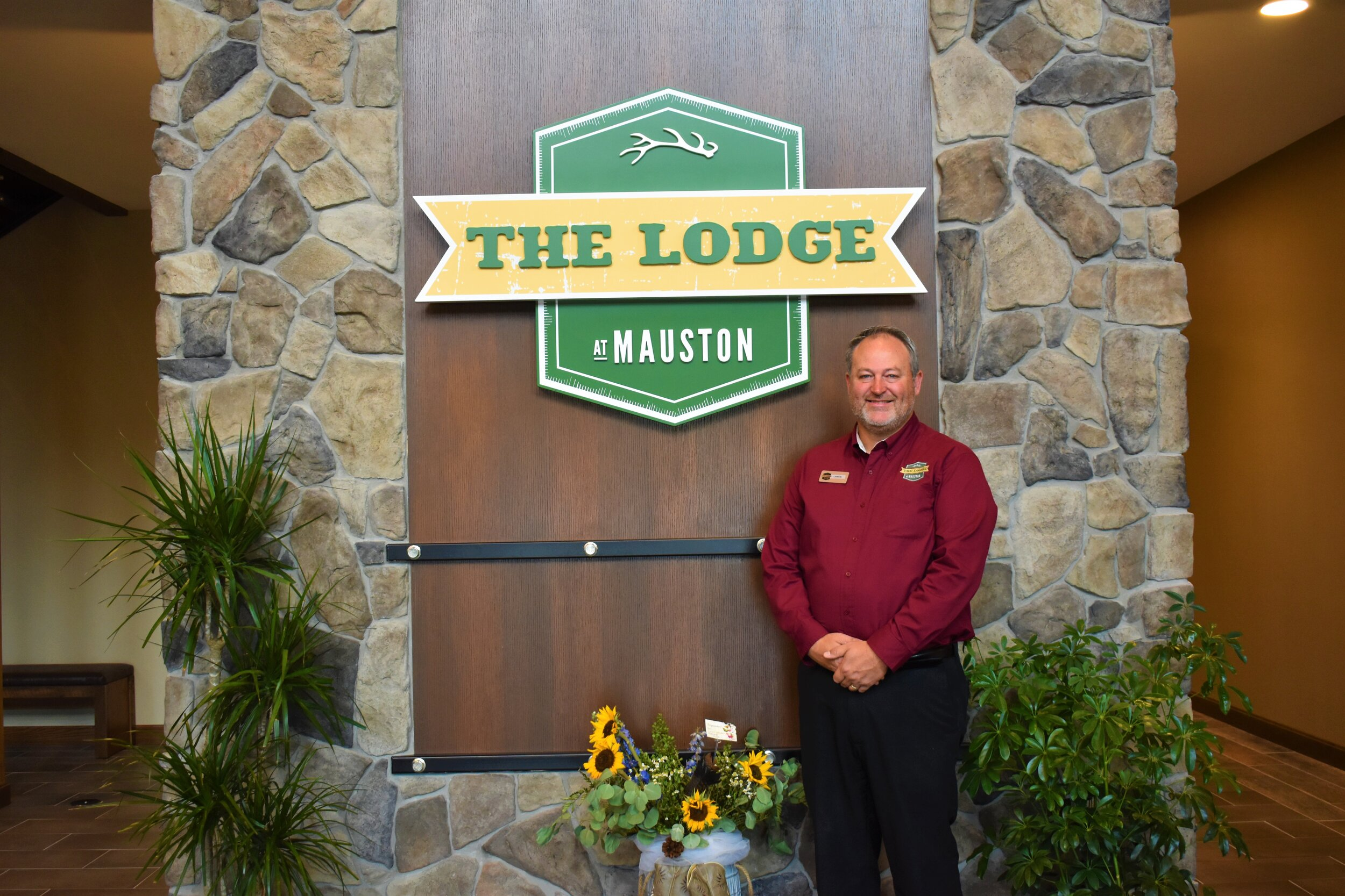 General Manager, Lance Massey