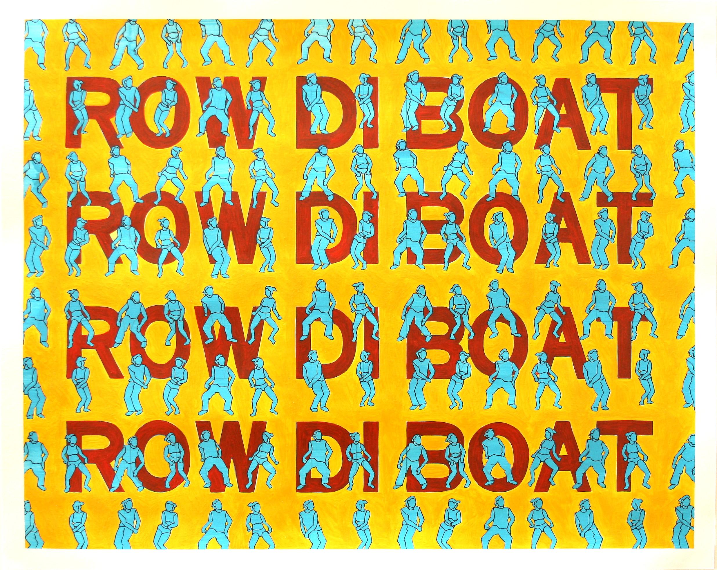 Row Di Boat