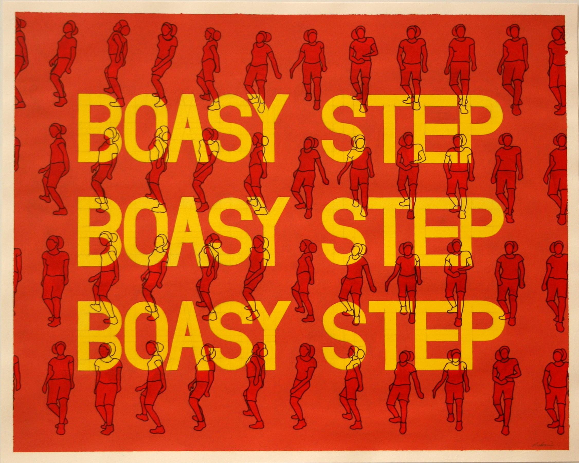 Boasy Step